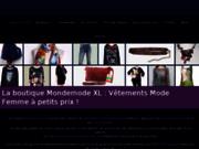 Vente de vêtements pour femme, bijoux et accessoires