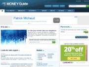 screenshot http://moneyguide.fr fiscalité