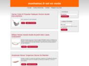 screenshot http://www.monhamac.fr/ monhamac