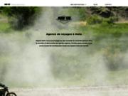 screenshot http://mono500.com/ voyage moto argentine