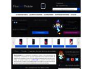 Comparateur de téléphones mobiles