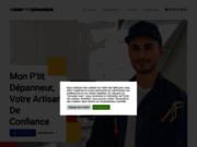 screenshot http://www.monptitdepanneur.fr www.monptitdepanneur.fr