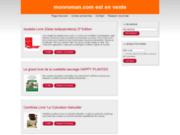 screenshot http://www.monroman.com romans personnalisés - editions comédia