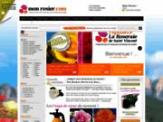 Rosiers bio et anciens, ventes de rosiers
