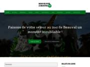 screenshot https://www.monsejourabeauval.com Mon Séjour à Beauval