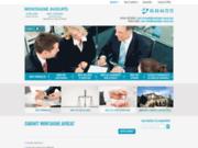 screenshot http://www.montaigne-avocat.com avocat cession entreprise paris