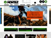 Montaz, la boutique sport de glisse et de montagne, ski, snowboard, chaussure, sac…