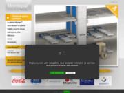 screenshot http://www.montepal.fr élévateur de palette