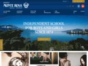 screenshot http://www.monterosa.ch institut monte rosa