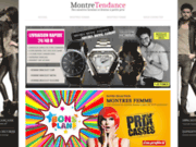 screenshot https://www.montre-tendance.com Montre pas cher