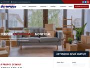 Panneton et Panneton : Déménagement à Montréal