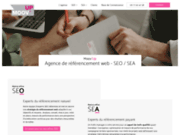 screenshot http://www.moov-up.fr agence référencement internet située à lyon