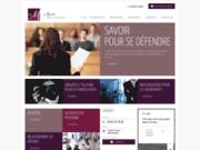 screenshot http://morin-investigations.fr Morin Investigations