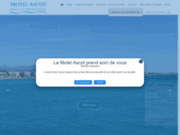 screenshot http://www.motel-ascot.fr/chambres.php motel cagnes sur mer