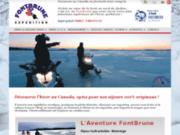Motoneige au Canada séjour 4 à 8 jours tout compris