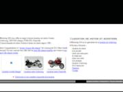 Louer une honda 1000 cbf à Paris chez Motostop306