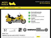 Taxi Moto Ile de France - Moto Taxi aéroports Paris Roissy CDG Orly