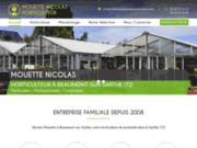 screenshot http://www.mouettenicolashorticulteur.com Nicolas Mouette Horticulteur