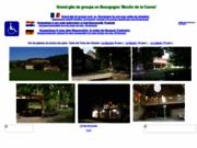 Bourgogne Gîte Vakantiehuis Frankrijk Holiday house France Feriënhaus Frankreich