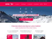 Magasin de ski Mountain Story