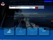 screenshot http://www.mpnautic.com bateaux