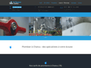 Site de Mr Plombier Chatou