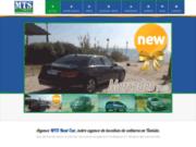 Location de voiture boite automatique Tunisie