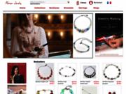 screenshot http://www.muranobijoux.com murano bijoux