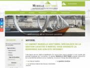 screenshot http://www.murielle-gestimmo.com murielle gest'immo–location et gestion immobilière