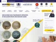 screenshot http://www.murprotec.fr murprotec