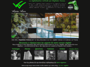 screenshot http://www.mursvegetaux.com vegetales visions le specialiste du mur vegetal