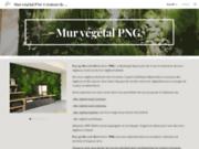 screenshot http://www.murvegetalpng.com/ png créateur de mur vegetal