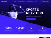 Muscleshop.fr, compléments alimentaires pour sportifs