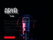 screenshot http://music-selection.fr/ Le portail de la musique
