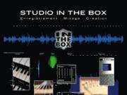 screenshot http://www.musikoweb.com studio de création musicale et sonore