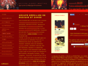 screenshot http://www.musiquebresilienne.com groupe de musique brésiienne sidney martins