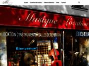 Musique Location et vente instrument de musique