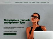screenshot http://www.mutu-entreprise.com/ Mutu-Entreprise