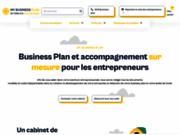 screenshot http://www.my-business-plan.fr site pour faire son business plan