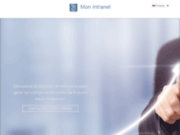 Mon intranet, solution d'intranet