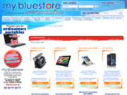screenshot http://www.mybluestore.com my bluestore