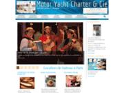 screenshot http://www.myca.fr croisiere seine