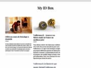 screenshot http://www.myidbox.com myidbox - trouver un cadeau original