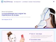 MyLEDtherapy: masque de luminothérapie