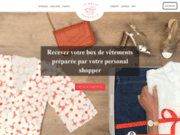 MyPersonalCloset, la box de vêtements faite par un styliste