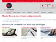 My Secret'air - Muriel Fusca - secrétaire indépendante à Gap, Hautes-Alpes