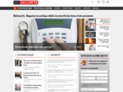 MySecurite - Magazine de la sécurité domestique