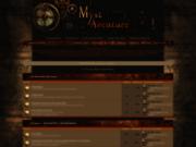 screenshot http://myst-aventure.com/forum/ forums myst aventure