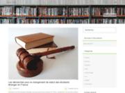 Nater Pedolin : des informations sur le droit