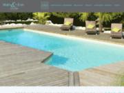 Nath & Eau Piscines, construction et rénovation piscines, mini-piscines et spas